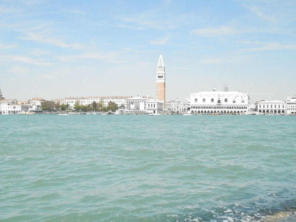 Departure from Venice whit Alilaguna