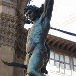 Cellini Perseus - Piazza della Signoria