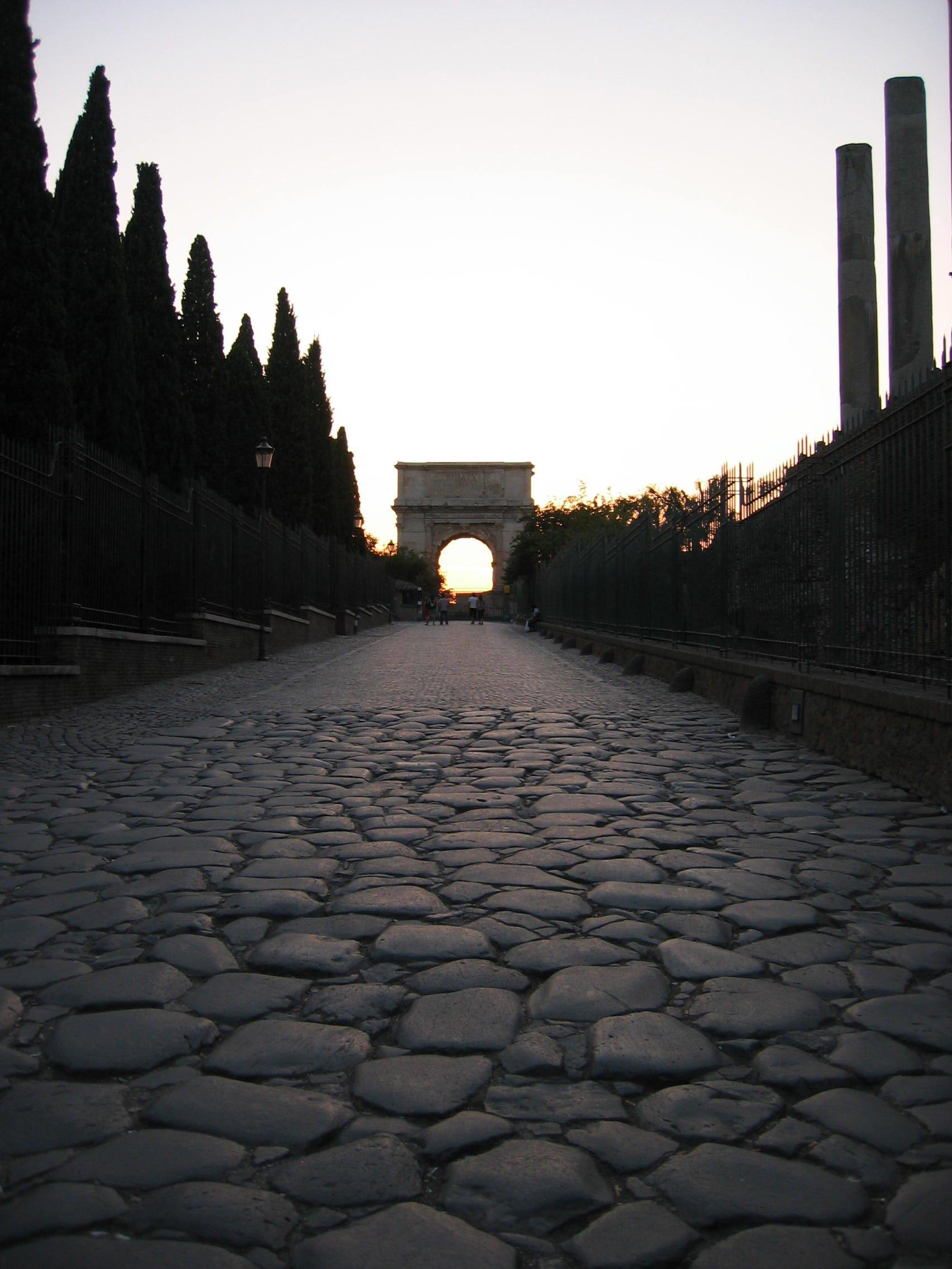 Arc de Titus – Rome