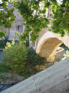 Petit pont Romain