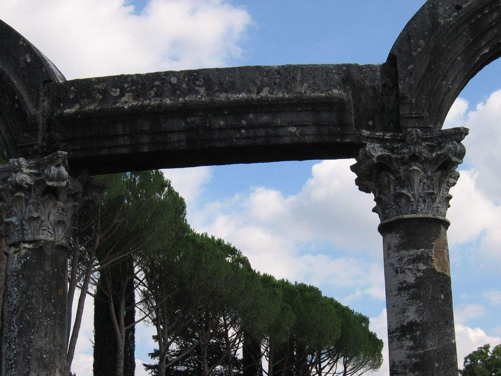Le Canope – Villa-Adriana