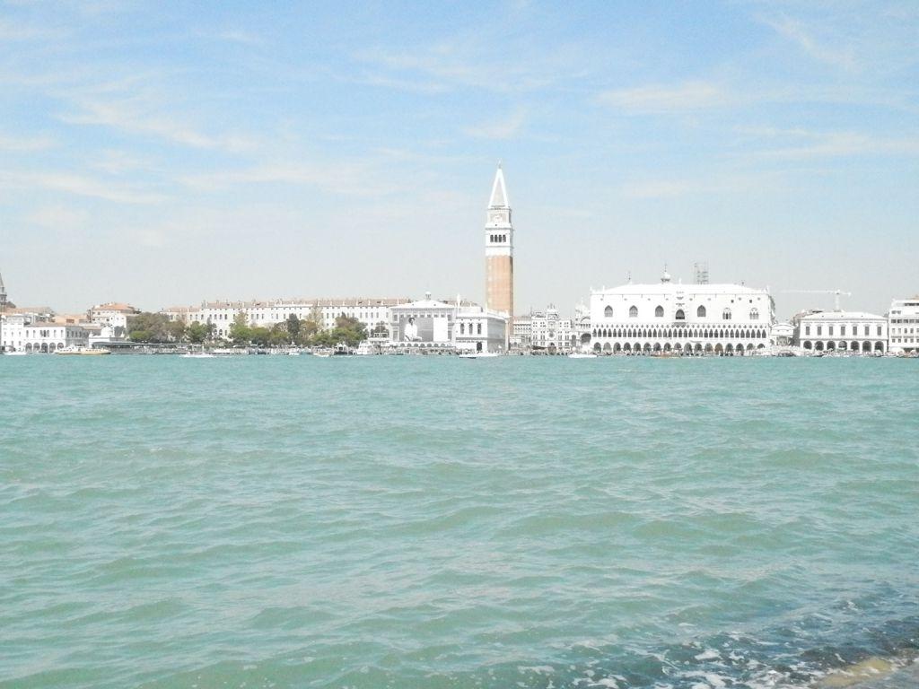 Départ de Venise Alilaguna