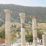 Éphèse - Colonnes