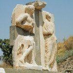 Éphèse - monument de Memmius
