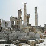 Éphèse - monument de Memmius - fontaine Hydreion