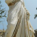 Éphèse - Statue de femme