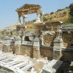 Éphèse - Fontaine de Trajan
