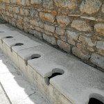 Éphèse - Les latrines