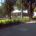 Palais de Topkapi - Jardins