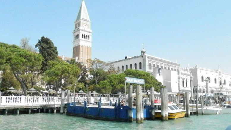 La bouffe à Venise