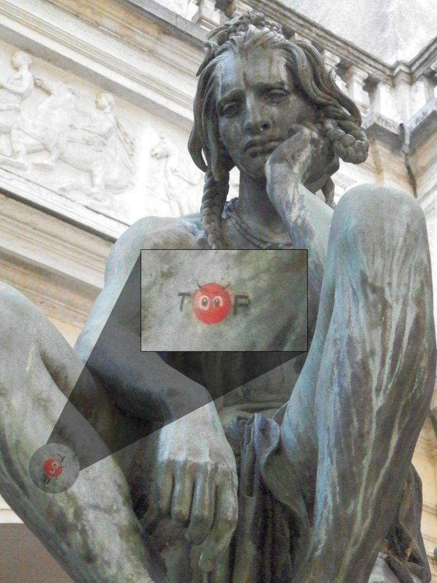 Chactas sur la tombe d'Atala