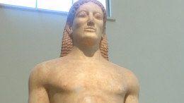 Kouros de Kroisos ou Anavyssos