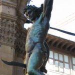 Persée tenant la tête de Méduse de Cellini