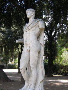 Jardins Villa Borghèse