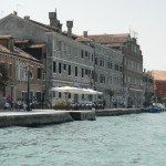 Terrasse à Giudecca