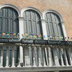 Fleurs en verre de Murano