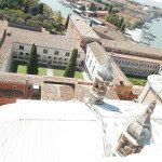 Vu du campanile San Giorgio Maggiore