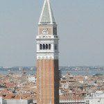 Le campanile de la place St-Marc