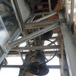 Cloches du campanile San Giorgio Maggiore de Venise