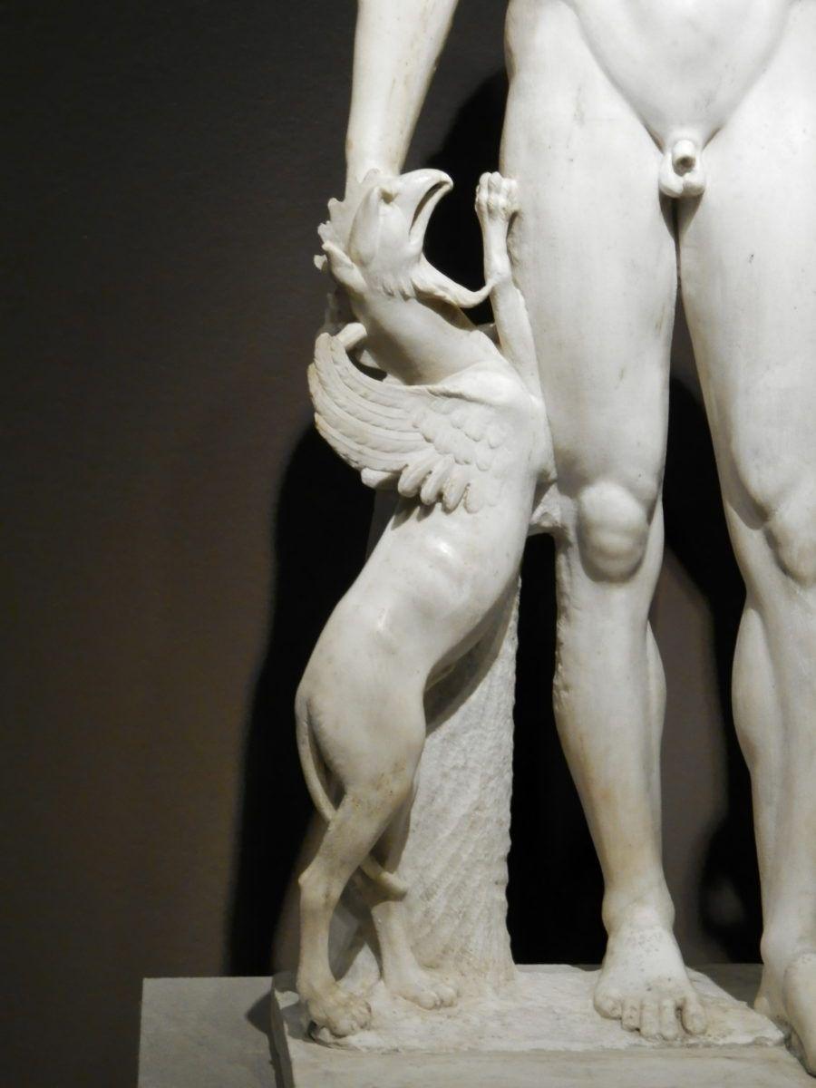 Apollon archaïque