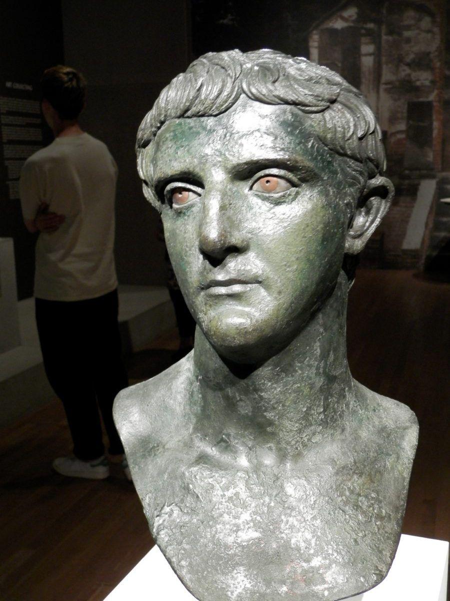 Buste de Drusus l'Ancien