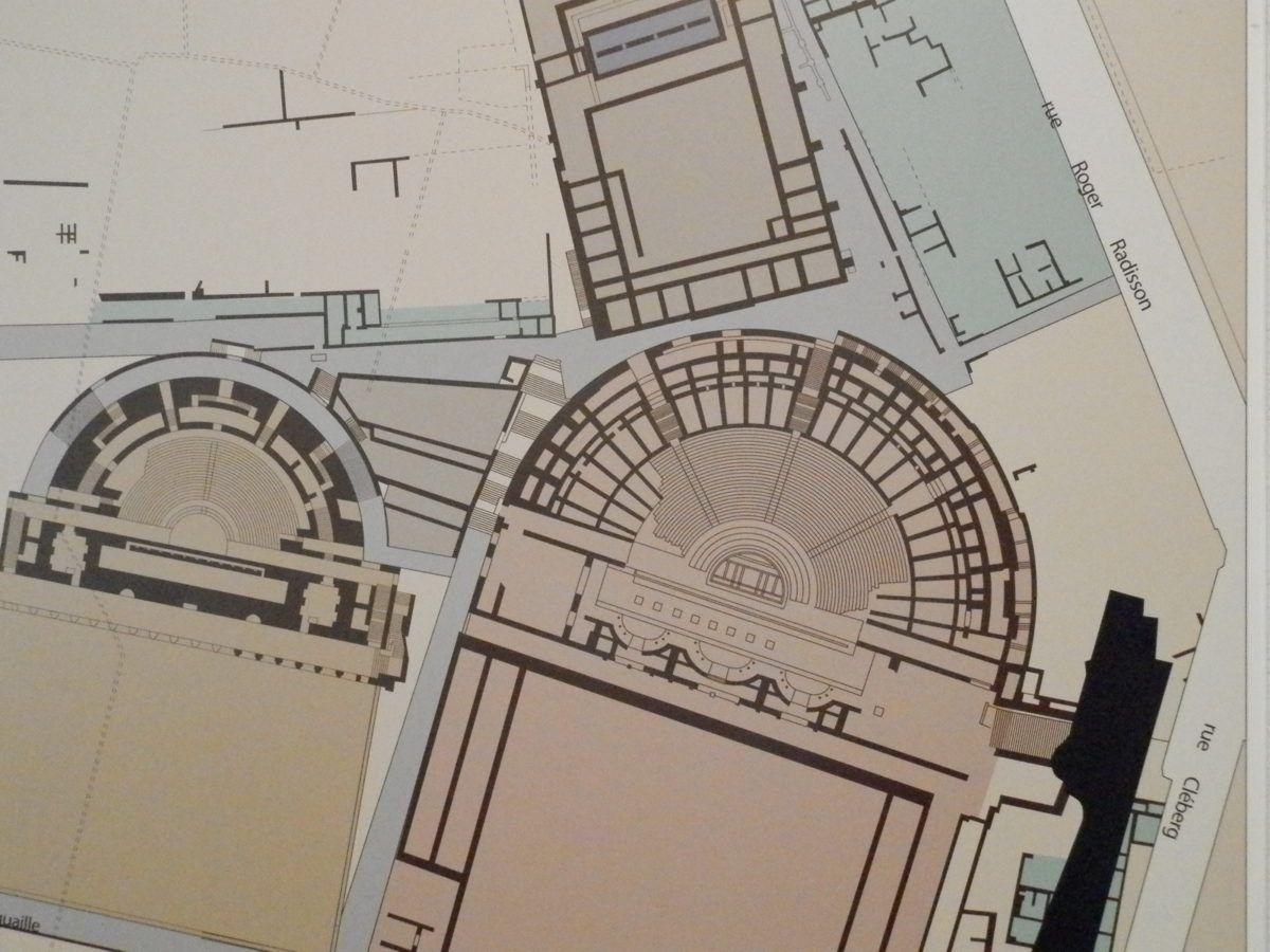 Site archéologique Lyon-Fourvière