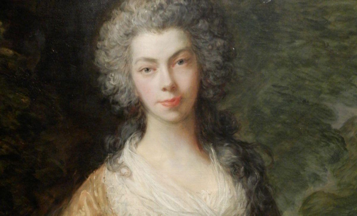 Madame George Drummond - Gainsborough
