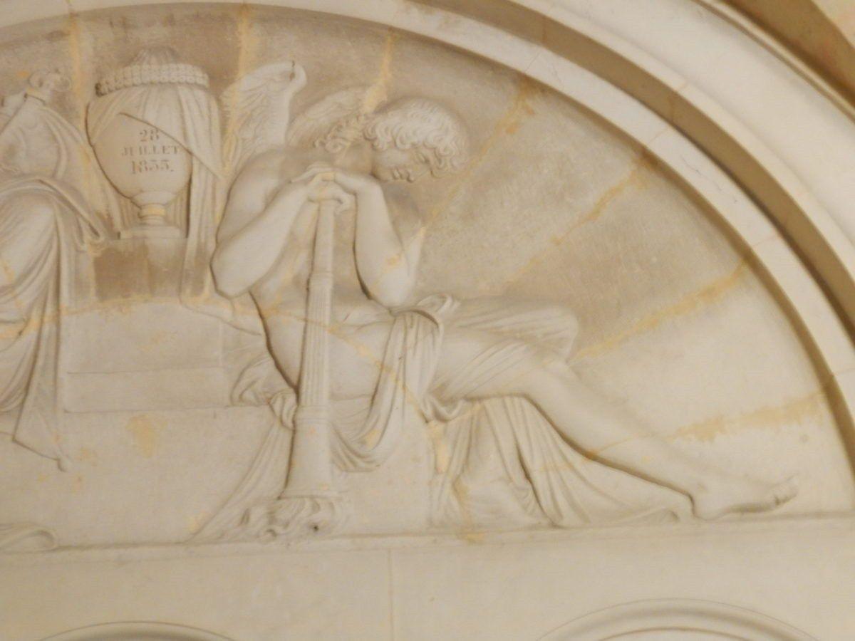 LE TOMBEAU DE NAPOLÉON - Bas reliefs
