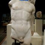 Torse d'homme - Haut-Empire romain