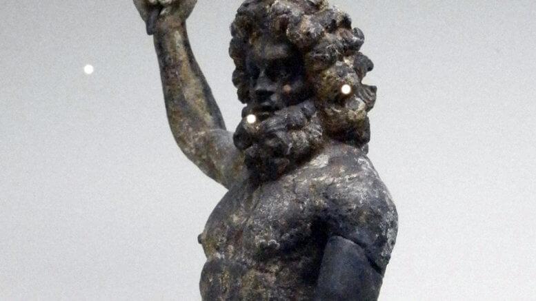 Figurine votive romaine