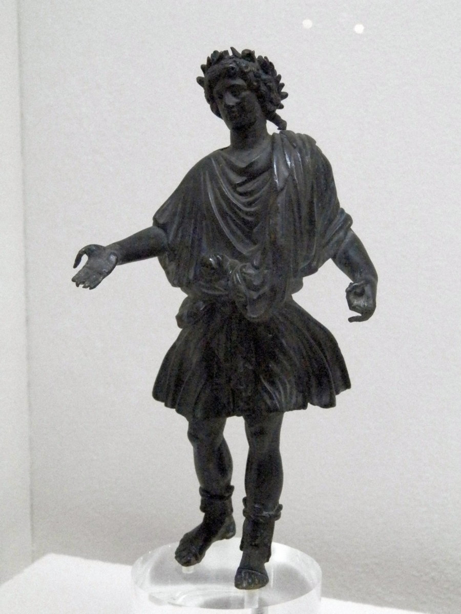 Roman votive Figurine