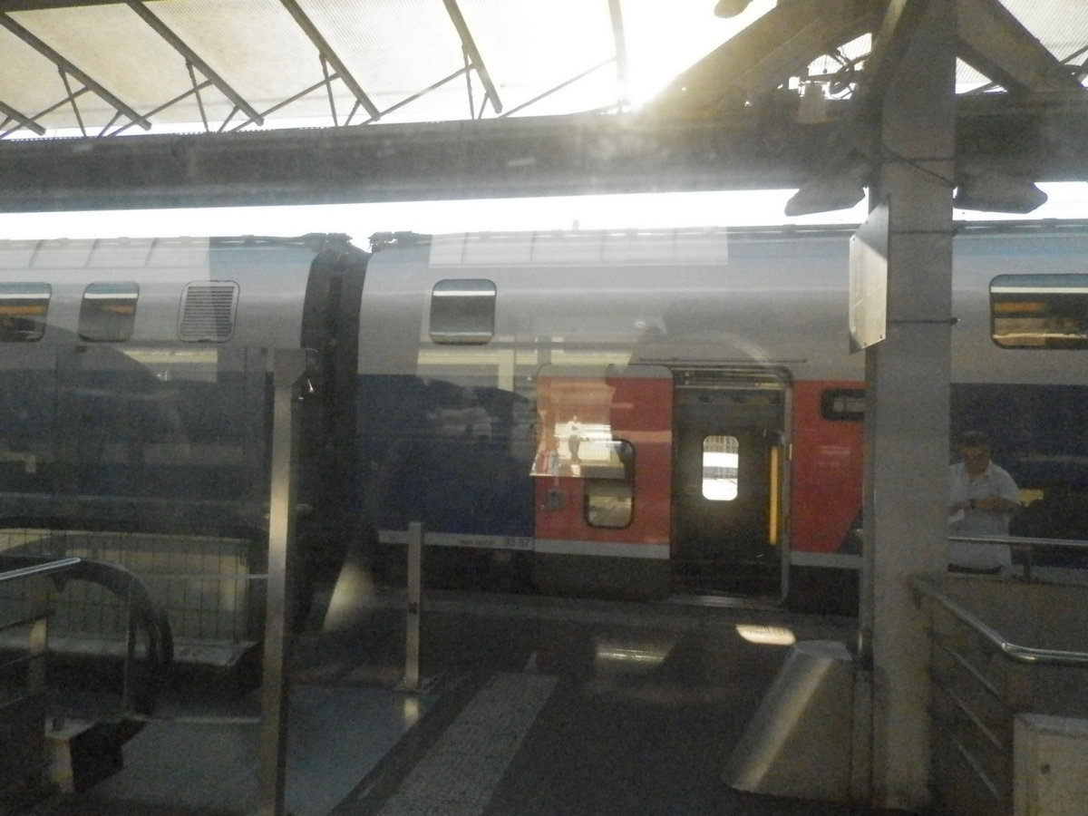 De la France en Italie en TGV